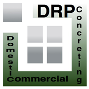 DRP Concreting Logo