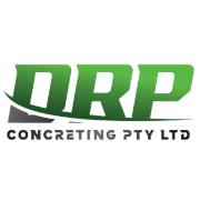 DRP Concreting Logo