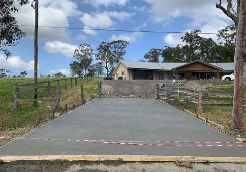 Rural Driveway